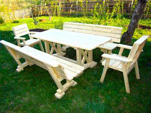 Мебель для сада Пермь